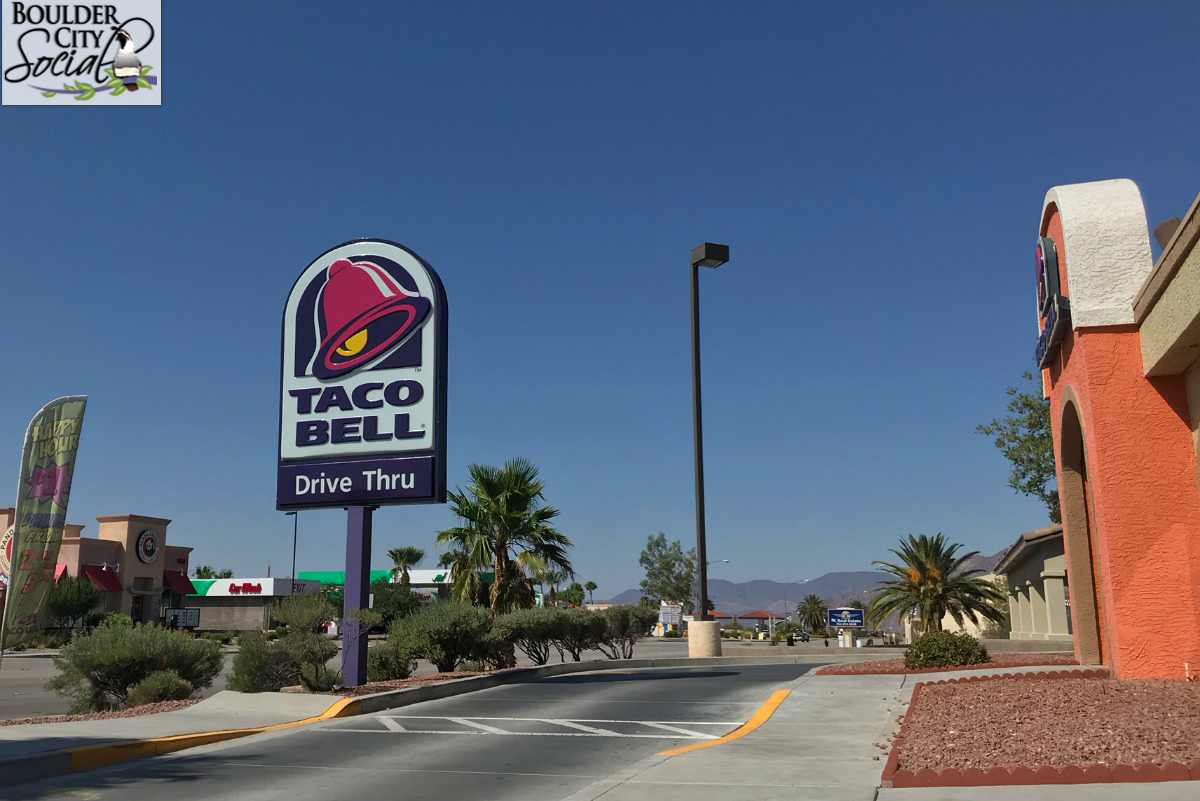 Taco Bell Staying Open in Boulder City, Nevada