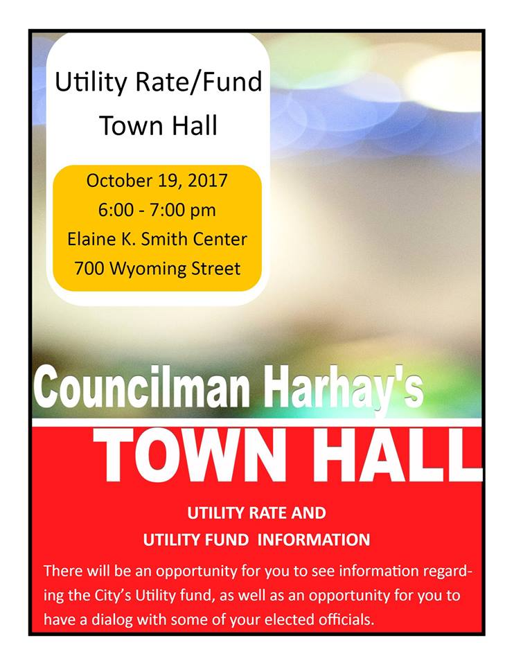 Town Hall Utility Meeting Boulder City, NV