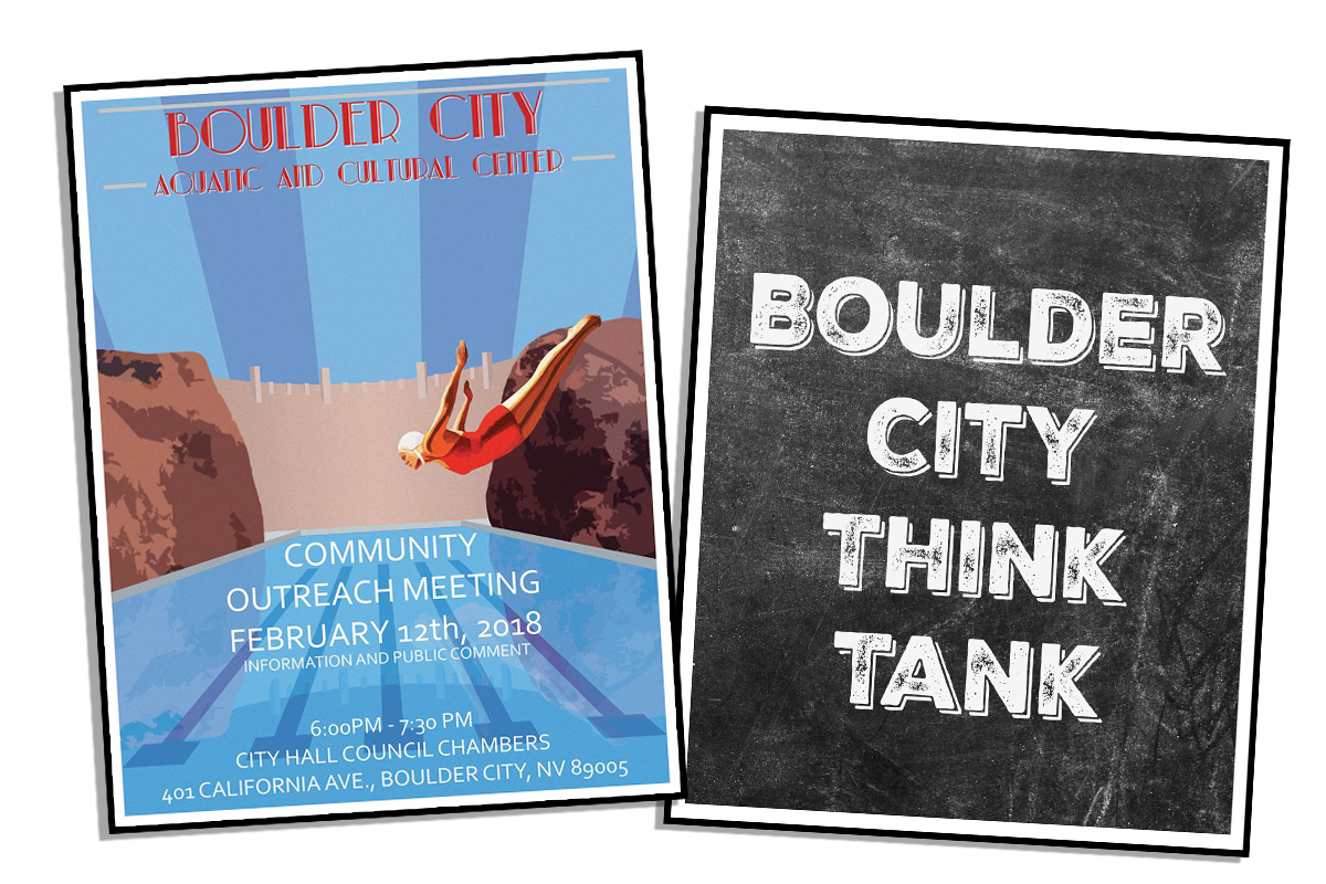Two Public Meetings Boulder City, Nevada