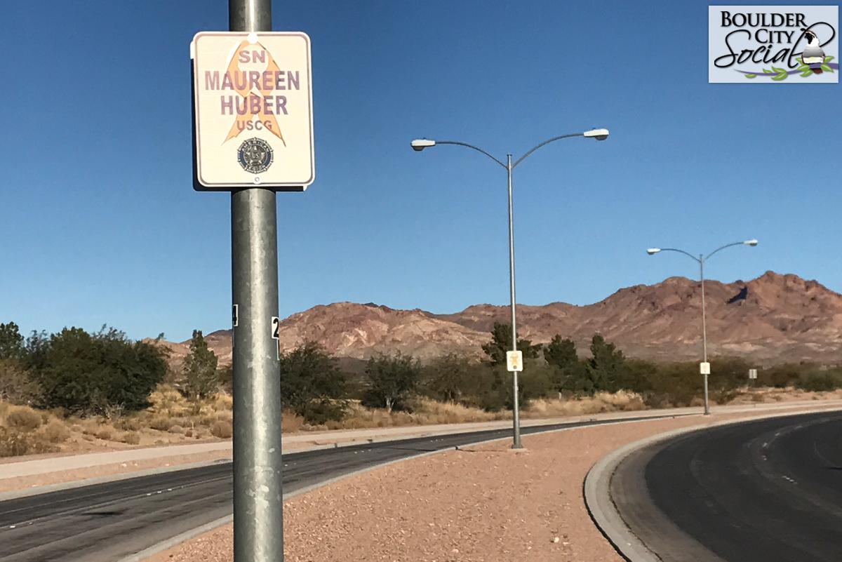Yellow Ribbon Signs Boulder City, Nevada