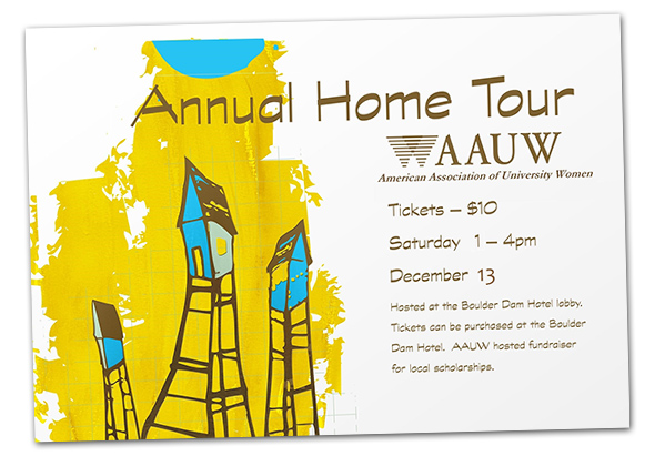 AAUW Home Tour in Boulder City, Nevada