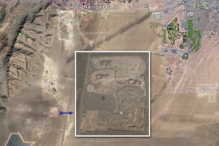 Aerodrome Land Lease near Boulder City, NV