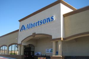 Albertsons Market in Boulder City, Nevada