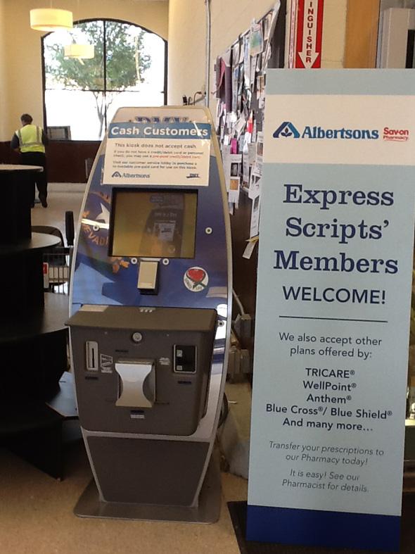 Albertsons DMV Services in Boulder City, Nevada