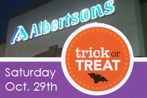 Albertsons Trick Or Treat - Boulder City, NV