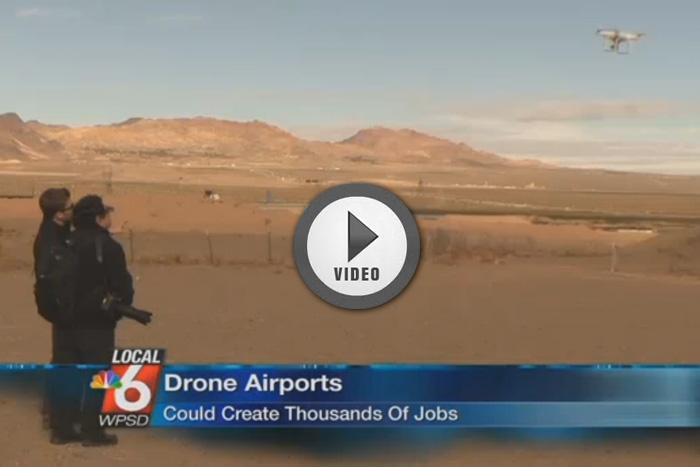 Aerodrome in Boulder City, Nevada