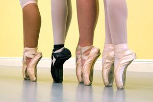 Ballet in Boulder City, Nevada