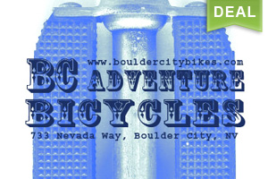 BC Adventure Bicycles in Boulder City, Nevada