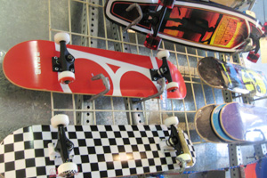 BC Adventure Bicycles Skateboards