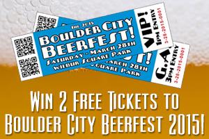 Boulder City Beer Festival 2015 in Boulder City, Nevada