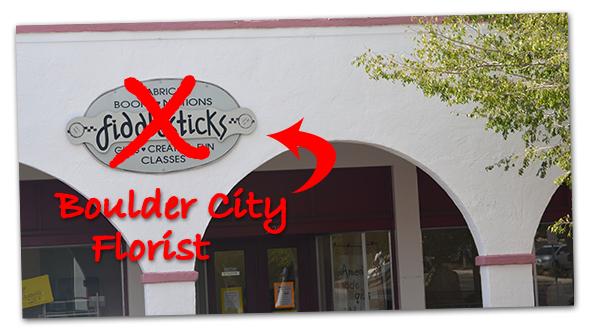 Fiddlesticks in Boulder City, Nevada