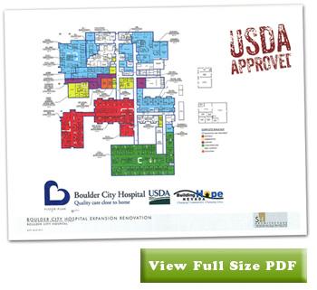 Boulder City Hospital Expansion Plan