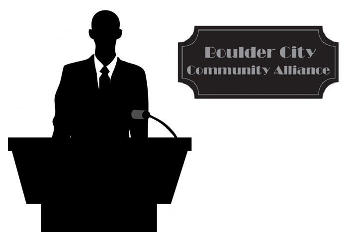 Boulder City Community Alliance Boulder City Council Candidates Night