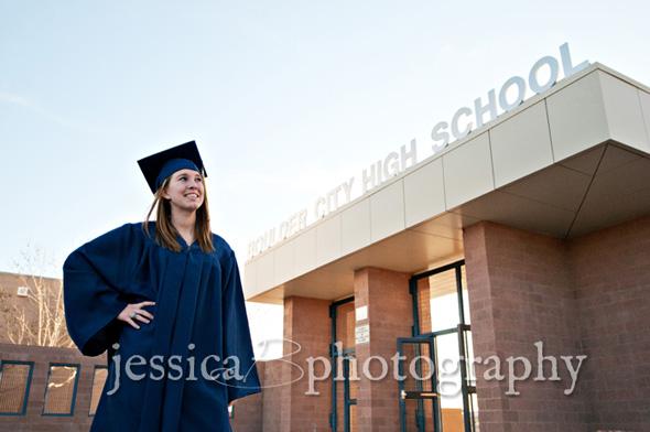 Boulder City High School Graduation