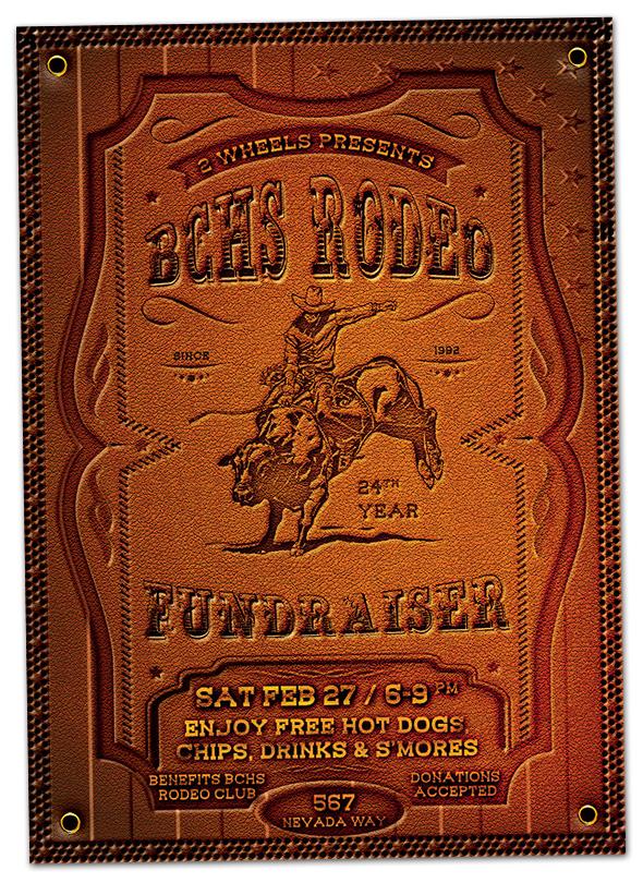 BCHS Rodeo Fundraiser 2016 in Boulder City, Nevada