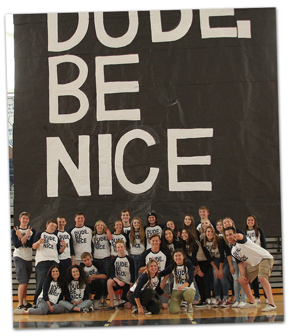 Boulder City High School Student Council Award