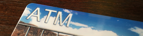 Boulder Dam Credit Union ATM Card
