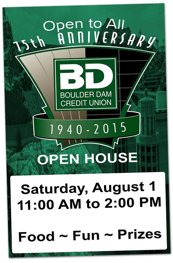 Boulder Dam Credit Union Open House 2015 in Boulder City, Nevada