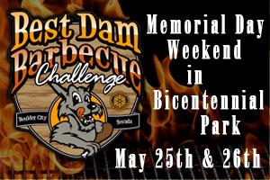 Best Dam Barbecue Challenge 2012 in Boulder City, NV