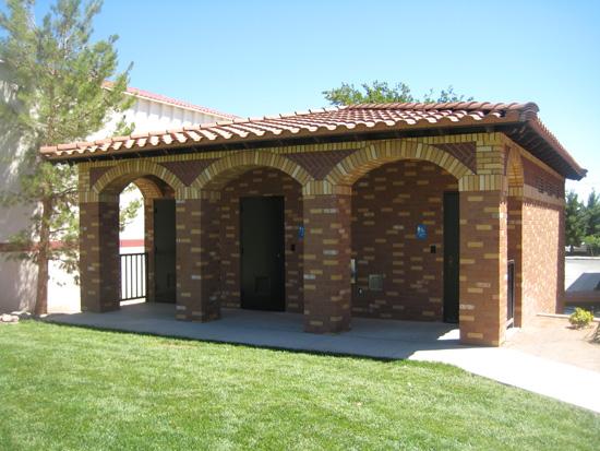 Bicentennial Park Restrooms in Boulder City, NV