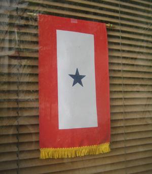 Blue Star Flag