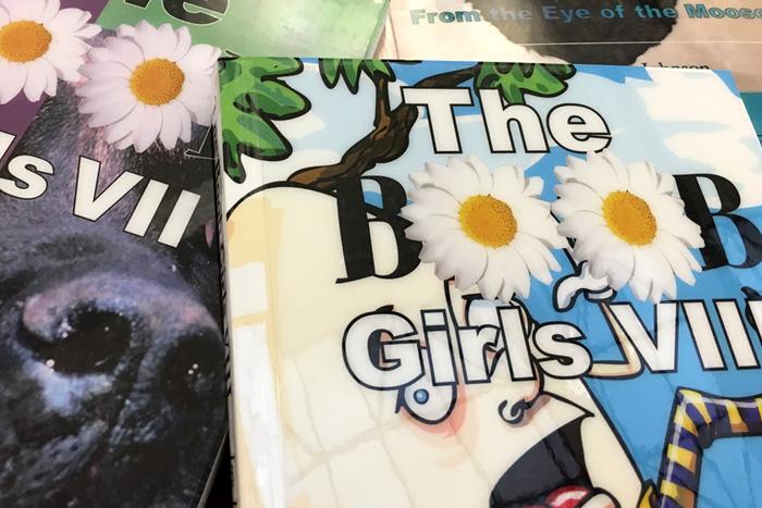 The Boob Girls Books