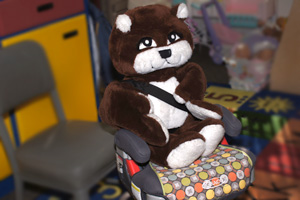 Booster Seat Donation in Boulder City, NV