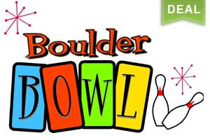 Boulder Bowl Bowling Alley in Boulder City, NV