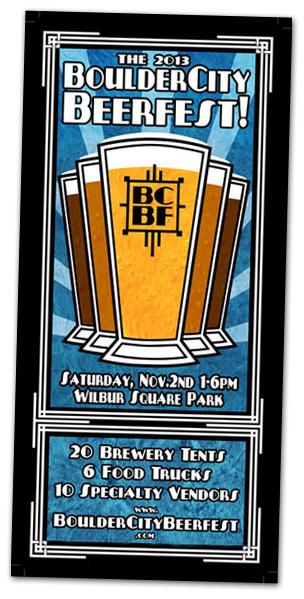 Boulder City Beerfest in Boulder City, Nevada