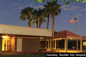 Boulder City Hospital in Boulder City, NV