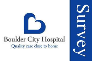 Boulder City Hospital Community Survey