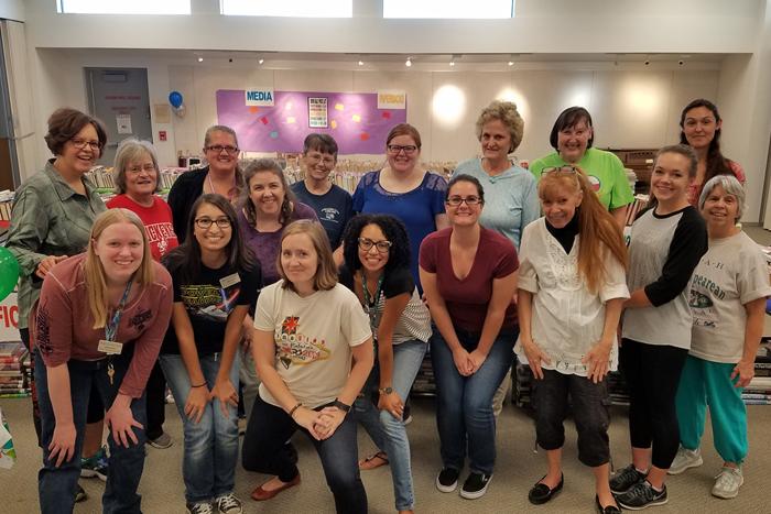 Boulder City, Nevada Library Staff
