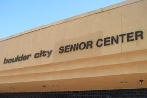 Boulder City Senior Center in Boulder City, NV