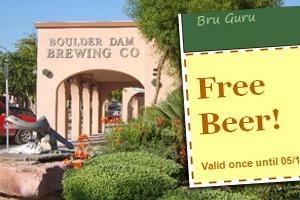 Boulder Dam Brewing Company Enews