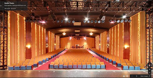 Boulder Theatre Virtual Tour in Boulder City, Nevada