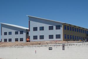 Building Behind Albertsons in Boulder City, NV