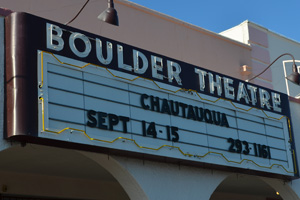Chautauqua 2012 in Boulder City, NV