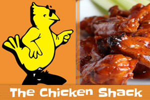 The Chicken Shack in Boulder City, Nevada