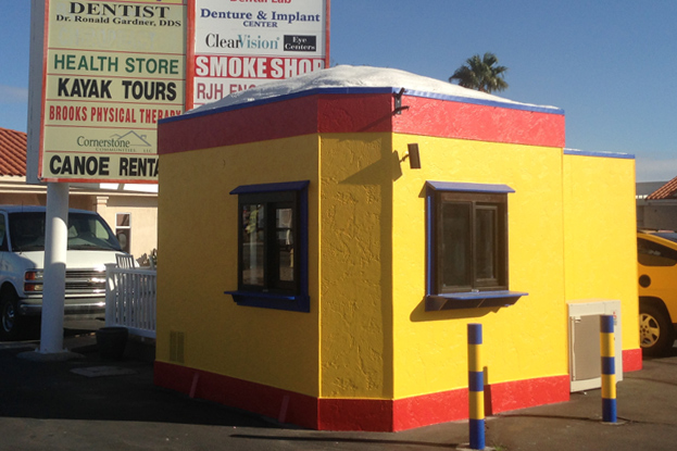 Chilly Jilly'z Hot Dog Hut in Boulder City, Nevada