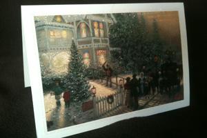 Christmas Card in Boulder City, NV