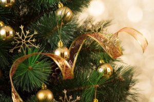 Christmas Tree in Boulder City, Nevada