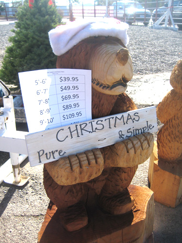 Christmas Tree Prices in Boulder City, NV