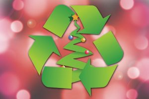 Christmas Tree Recycling in Boulder City, Nevada
