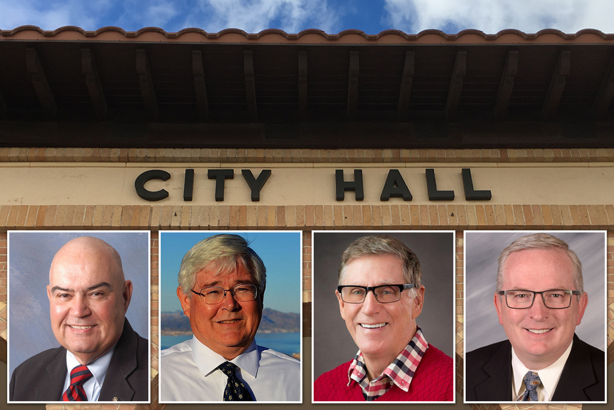 City Council Candidates 2017 in Boulder City, Nevada