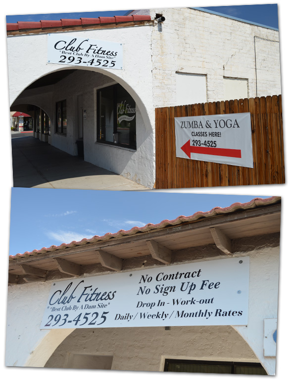 Club Fitness in Boulder City, NV