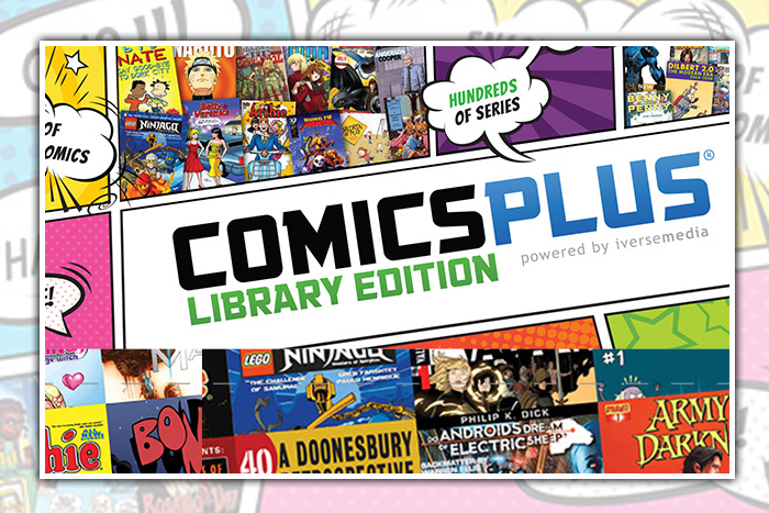 comics Plus Library Edition in Boulder City, Nevada