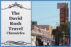 David Rush Travel Chronicles
