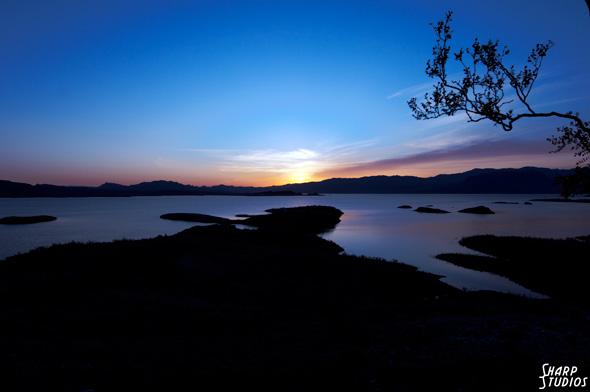 Lake Mead Sunrise by Sharp Studios in Boulder City, NV