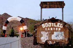 Desert Dash Marathon at Bootleg Canyon