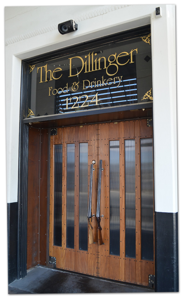 The Dillinger Foot & Drinkery in Boulder City, Nevada